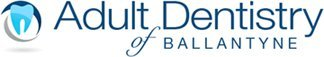 Dentist Charlotte NC 28277 | Cosmetic | Sedation | Dental Implants | Adult Dentistry of Ballantyne Logo