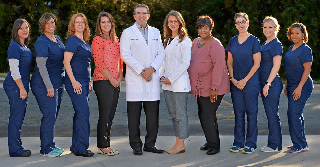 Staff at Adult Dentistry of Ballantyne